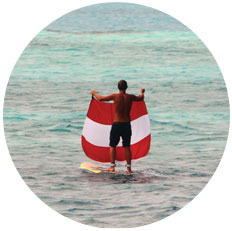 SPORTING-SAILS - SUP & Sail